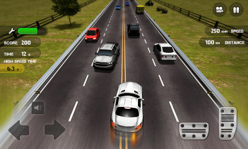 Race The Traffic 3