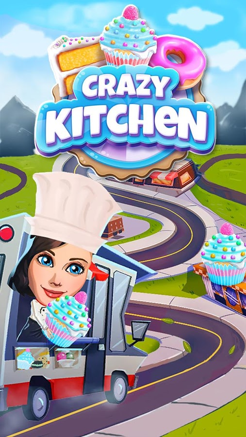 Crazy Kitchen 5