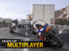 Highway Rider Motorcycle Racer