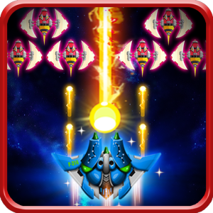 Space Shooter: Galaxy Shooting