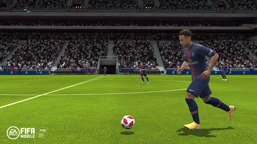 FIFA SOCCER: GAMEPLAY BETA