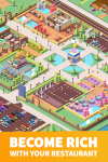 Idle Food Restaurant - Tycoon Empire Game