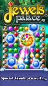Jewels Palace : Jungle story (jewels fantasy 2)