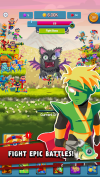 Tap Superheroes: Be a brave Hero in this Idle Game