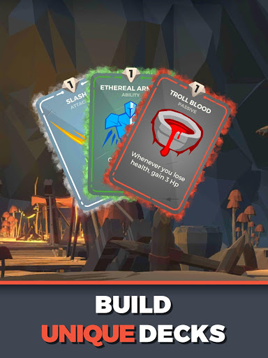 Dungeon Tales : An RPG Deck Building Card Game
