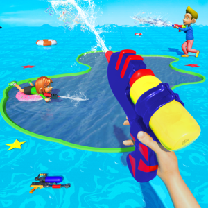Battle Arena Water Shooting Stealth Mission