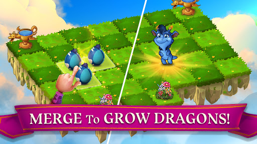 Dragon Land - Merge, Collect & Evolve Dragons!