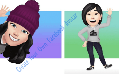 Create Your Own Facebook Avatar | Step-By-Step Guide On  Creator