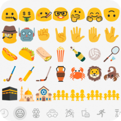 Emoji Keyboard APK 6.0 Latest Free Download for Android
