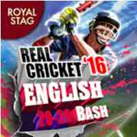 Real Cricket 16 English 20-20 Bash APK 1.5 Latest Free Download for Android