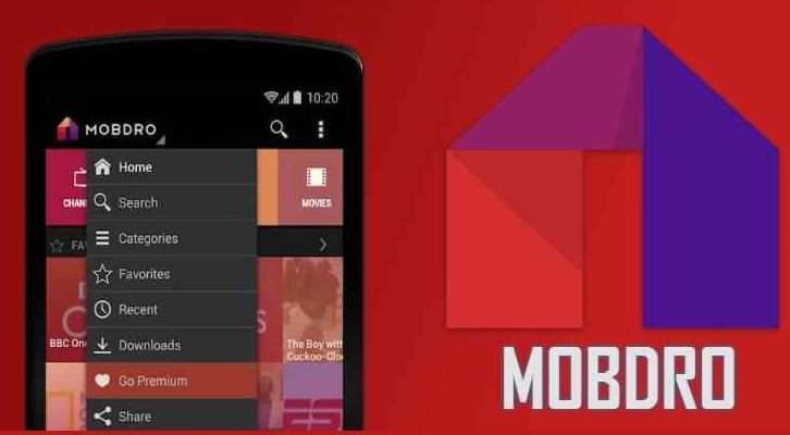 Mobdro APK Download Latest Version 2020