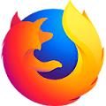 Firefox app