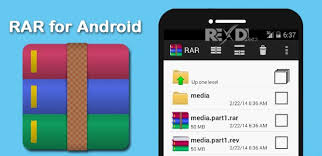 RAR apk download