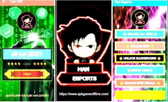 Han ESports apk Free download latest version for android