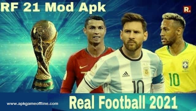 Real Football 2021(RF 21) apk