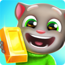 Talking Tom Gold Run MOD (Unlimited Shopping)