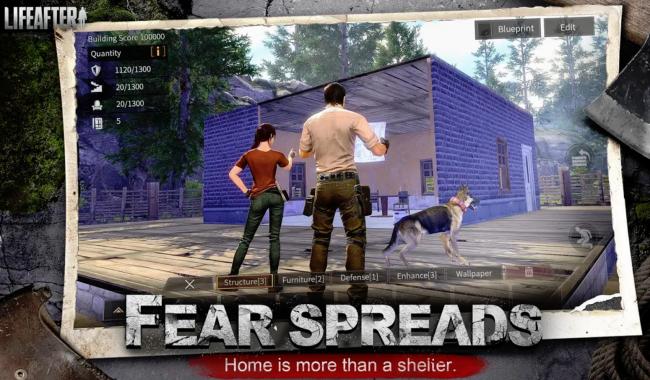 LifeAfter MOD ScreenShot 01