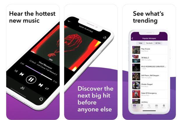 Spinrilla - Mixtapes & Music app