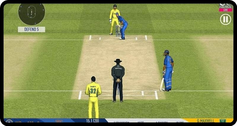 Real Cricket 19 APK Image