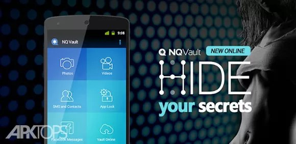 Vault-Hide-SMS-Pics-Videos Hide files on Android