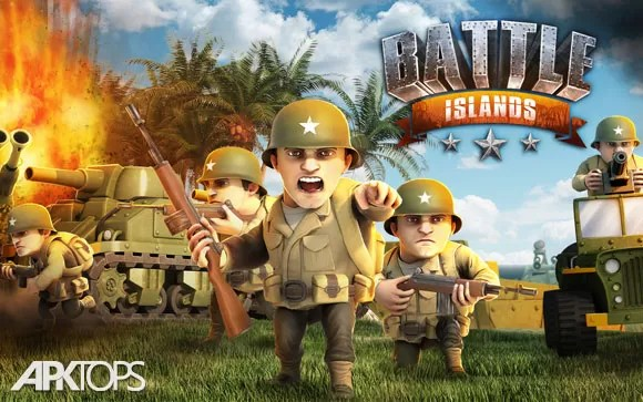 Download the game Battle Islands Android