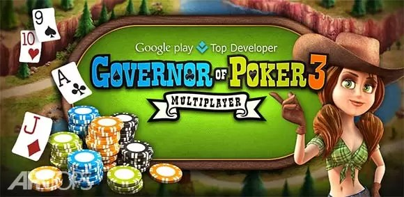 Governor of Poker 3 v3.2.1 Download game Governor of Poker