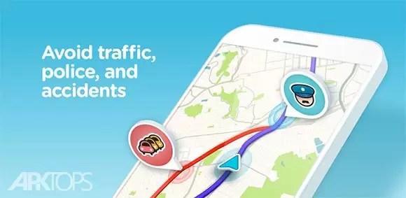 Waze GPS Navigation v4.35.0.19 Download Wizard