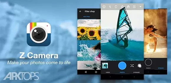 Z Camera v4.11 Download Professional Photography Studio