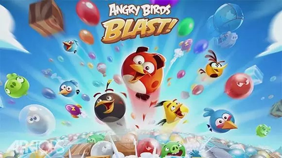 Angry Birds Blast Island Download game Angry Birds Island Blast for Android