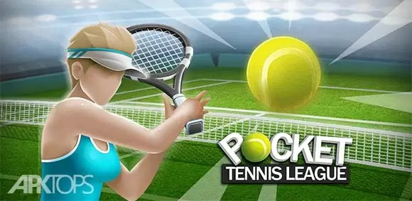 Pocket Tennis League Download game Tennis League