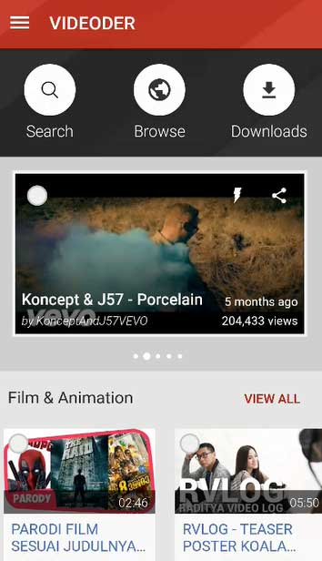 Videoder APK 12.4.2 Android Latest Update Download - APKTrunk