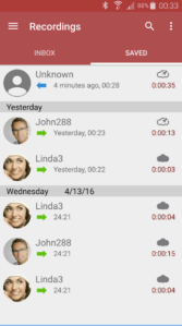 Automatic Call Recorder Pro APK 2