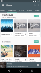 Shuttle+ Music Player Pro APK 4