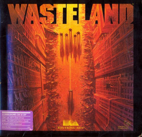 Wasteland box art