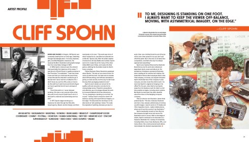 Cliff Spohn in Art of Atari