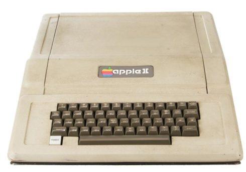 Debbie Reynolds' Apple II