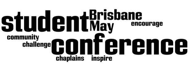 Student Conf Wordle