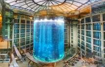 AquaDom Berlin Germany