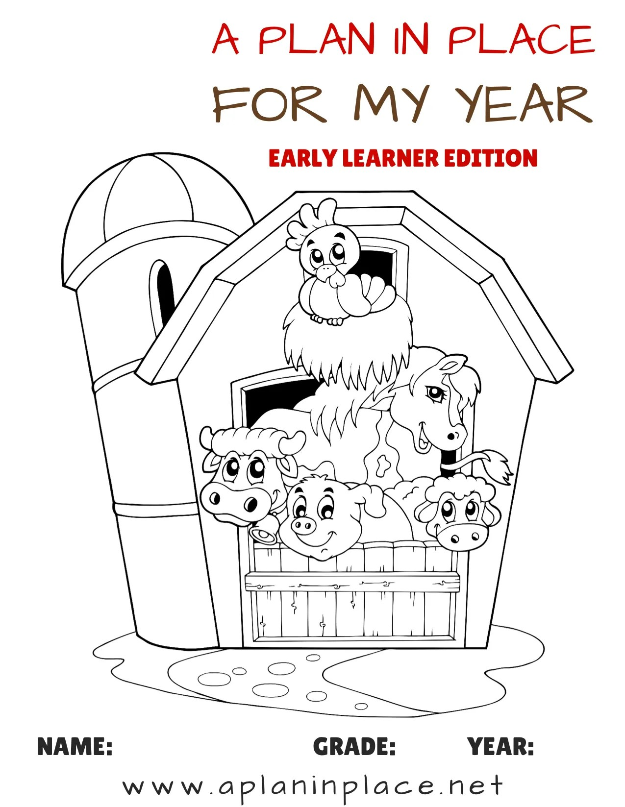 Early Learner Edition