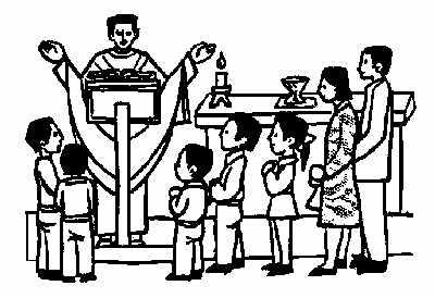 El Orden sacerdotal, biblia, Religión de Aplicaciones