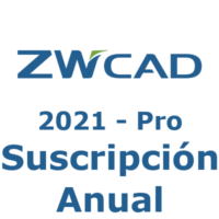 ZWCAD Suscripción