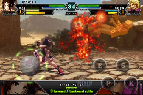 the_king_of_fighter_android