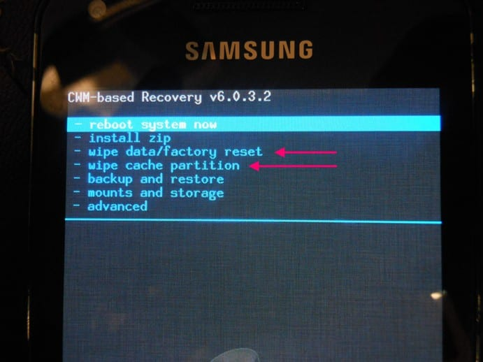 Samsung galaxy S2 lite Android 4.2.2 Paranoid PAC-3