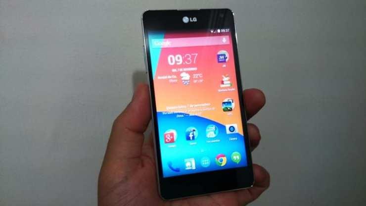 Android 4.4 para Optimus G