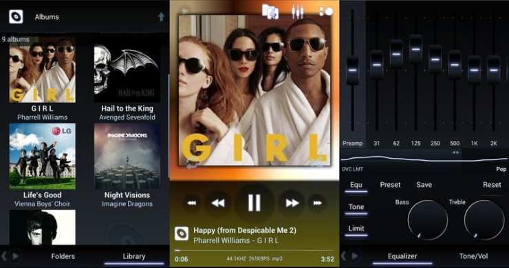 poweramp apps de música