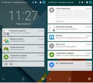 Android 5.0 Lollipop funcoes