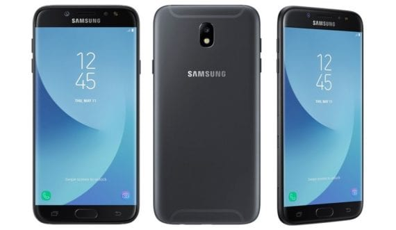 Hard Reset SAMSUNG Galaxy J7 Top
