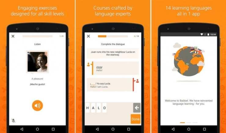 Melhores aplicativos para aprender inglês online