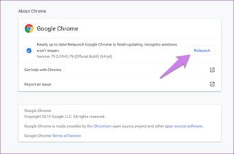 """Atualizar Google Chrome 11 """"width ="""" 981 """"height ="""" 643 """"tamanhos de dados ="""" tamanhos automáticos """"="""" (largura mínima: 976px) 700px, (largura mínima: 448px) 75vw, 90vw """"srcset ="""" https: //cdn.guidingtech.com/imager/media/assets/2019/12/249288/update-google-chrome-11_4d470f76dc99e18ad75087b1b8410ea9.png?1576685780 981w, https://cdn.guidingtech.com/imager/media/assets/2019 /12/249288/update-google-chrome-11_935adec67b324b146ff212ec4c69054f.png?1576685780 700w, https://cdn.guidingtech.com/imager/media/assets/2019/12/249288/update-google-chrome-11_40dd5eab970130 1576685780 500w, https://i0.wp.com/www.aplicativosandroid.com/wp-content/uploads/2019/12/1576769847_826_Como-verificar-e-atualizar-o-navegador-Google-Chrome-Guia-completo.png?ssl=1 340w"""