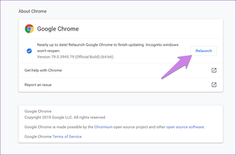 """Atualizar Google Chrome 11 """"width ="""" 981 """"height ="""" 643 """"tamanhos de dados ="""" tamanhos automáticos """"="""" (largura mínima: 976px) 700px, (largura mínima: 448px) 75vw, 90vw """"srcset ="""" https: //cdn.guidingtech.com/imager/media/assets/2019/12/249288/update-google-chrome-11_4d470f76dc99e18ad75087b1b8410ea9.png?1576685780 981w, https://cdn.guidingtech.com/imager/media/assets/2019 /12/249288/update-google-chrome-11_935adec67b324b146ff212ec4c69054f.png?1576685780 700w, https://cdn.guidingtech.com/imager/media/assets/2019/12/249288/update-google-chrome-11_40dd5eab970130 1576685780 500w, https://i0.wp.com/www.aplicativosandroid.com/wp-content/uploads/2019/12/1576769847_826_Como-verificar-e-atualizar-o-navegador-Google-Chrome-Guia-completo.png?w=640&ssl=1 340w"""